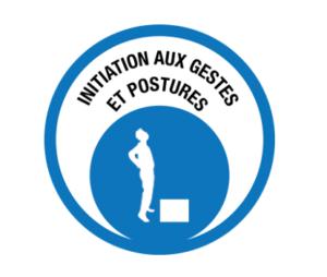 Gestes et posture logo