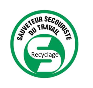 SST Logo recyclage